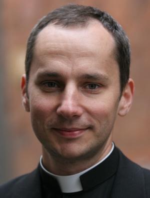 ks. drhab. Maciej Szczepaniak