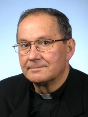 ks. prof. drhab. Bogdan Poniży