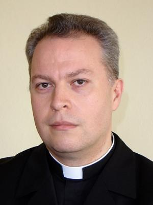 ks. prof. UAM drhab. Paweł Podeszwa