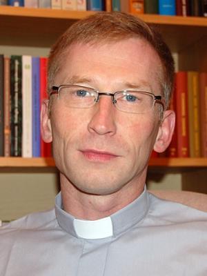 o. drhab. Piotr Piasecki OMI