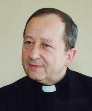 ks. prof. drhab. Romuald Niparko