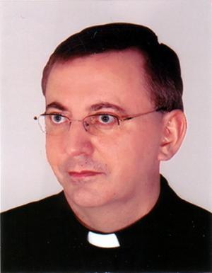 o. prof. drhab. Bogusław Kochaniewicz OP