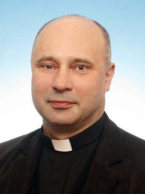 ks. prof. UAM drhab. Mieczysław Polak
