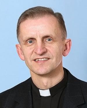 ks. prof. drhab. Piotr Nawrot SVD